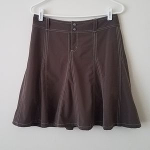 Athleta Fitted and Flowy Skirt/Skort